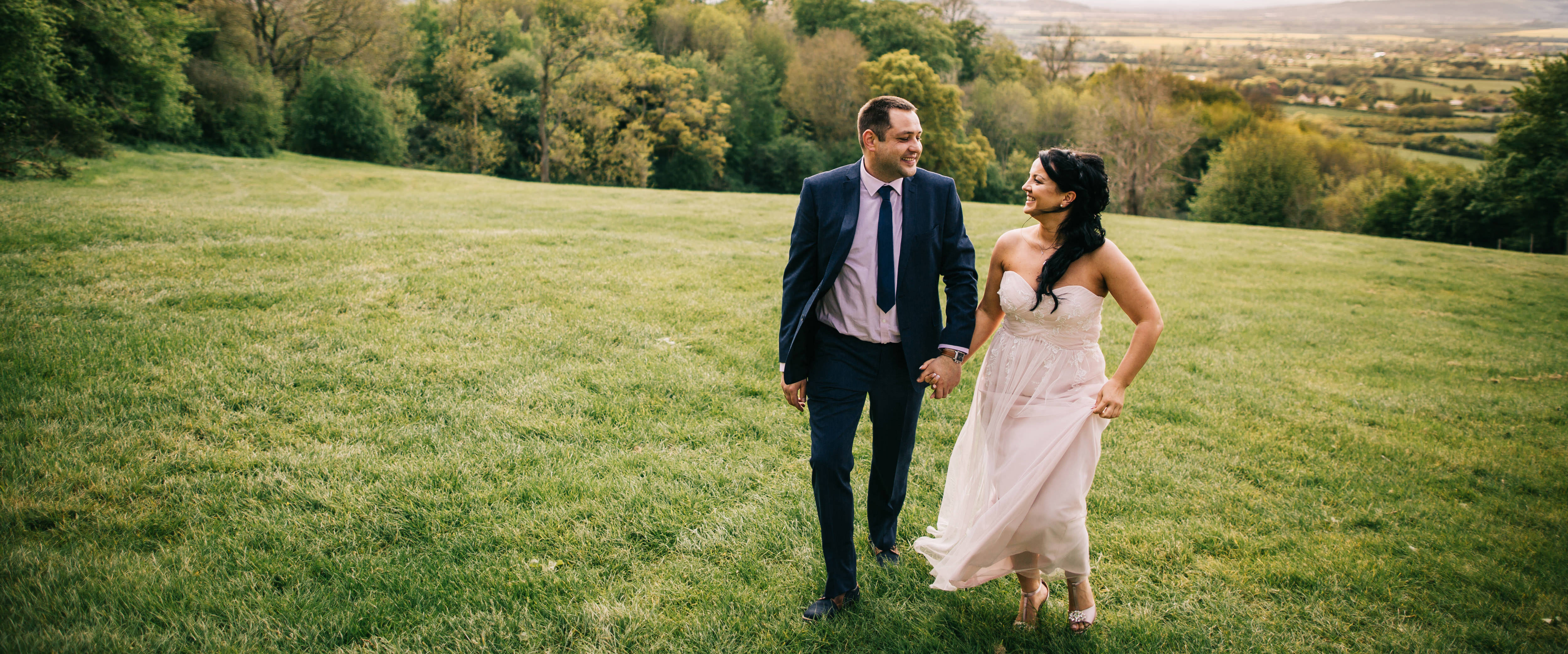 Wedding Photography Prices for couple getting married in cotswolds