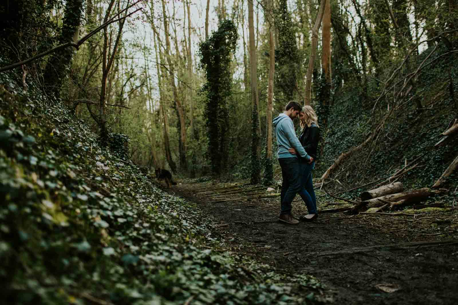 Finedon-Pocket-Park-Engagement-Session-9